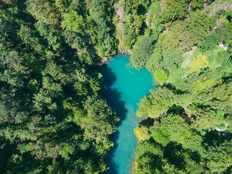 NEW VIDEO: The Kupa River source in Croatia