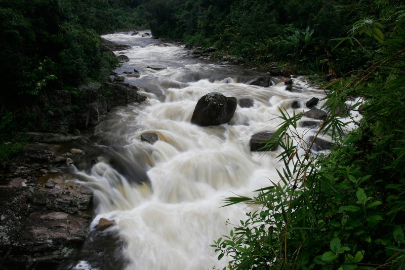 Quest of big Waterfall in Ranomafana