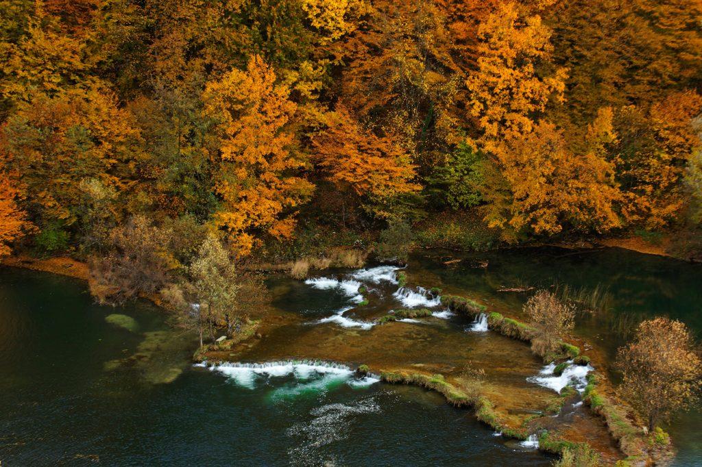 mrežnica, mreznica, rivers, autumn,fall, waterfall, canyon, croatia, hrvatska