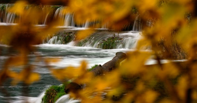 VIDEO: The Mrežnica River in autumn