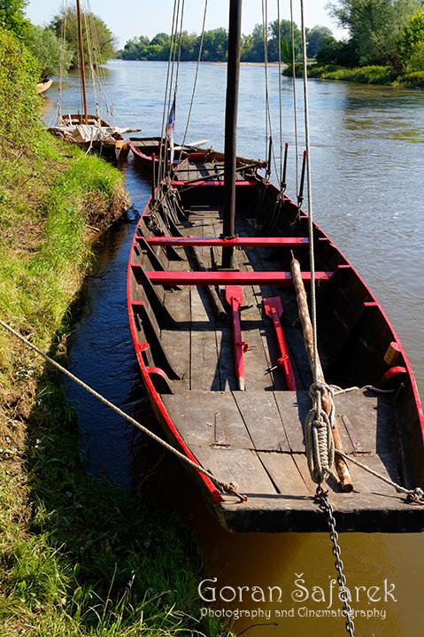 france, allier, loire, river, boat