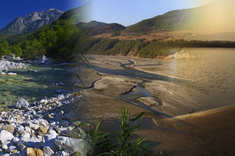 Rivers of Albania
