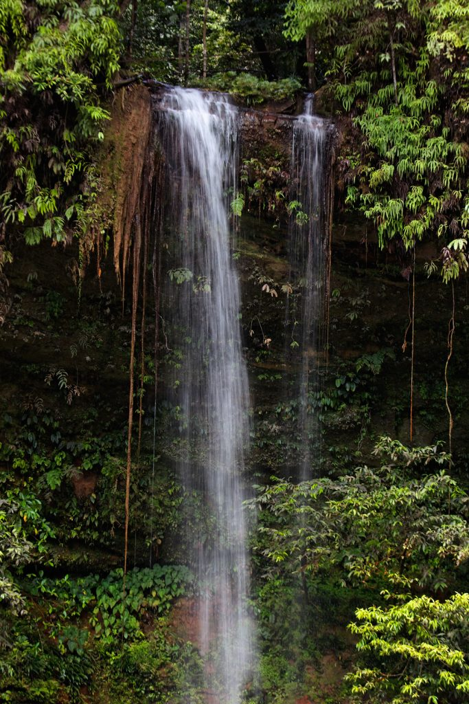 Mulu National Park, Borneo, Malaysia, rainforest, jungle, waterfall