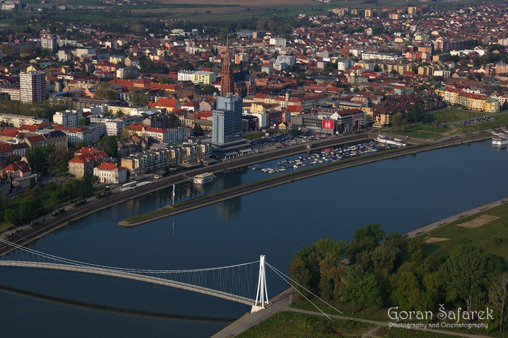 Osijek, drava, croatia