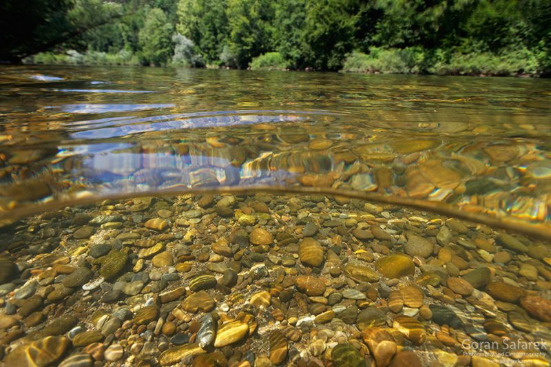 kupa, river, rapids, croatia, source, mountain, croatia, slovenia,