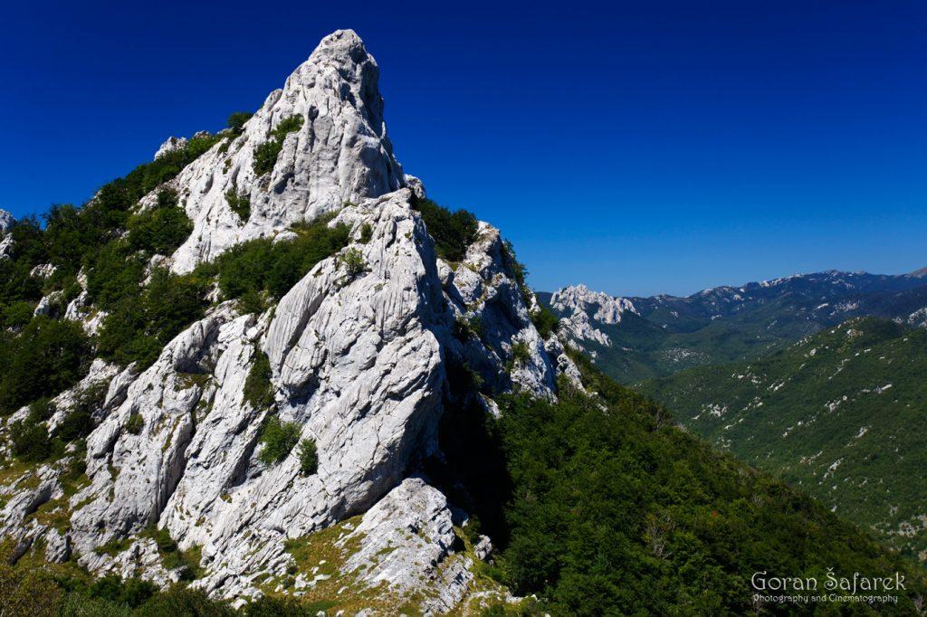mountain, velebit, croatia