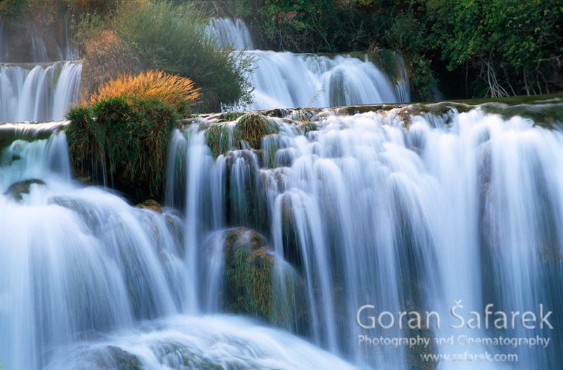 waterfall, cascade, croatia, rivers, Skradinski buk, Krka River