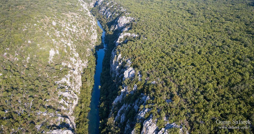 canyoning, cetina, river, extreme, croatia, waterfall, gubavica, omiš,