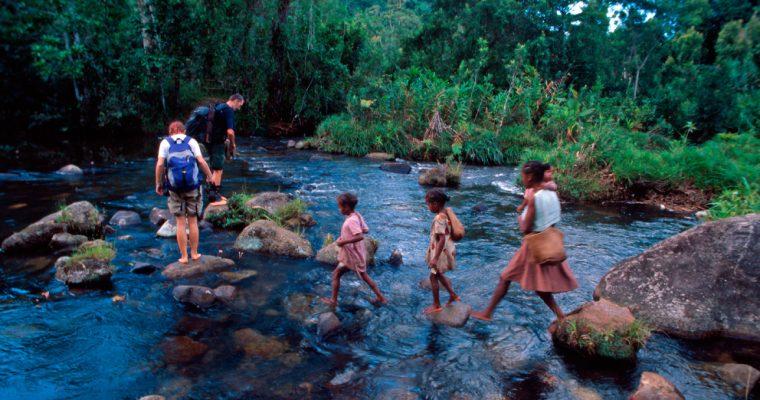 Mananara – a remote village in the jungle