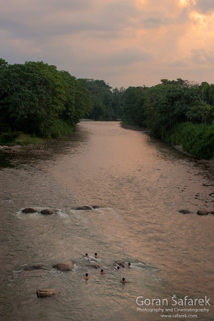 ecuador, anzu, shangrila, rio, rivers, amazon, lodge, ecotourism, andes, jungle, village,swimming