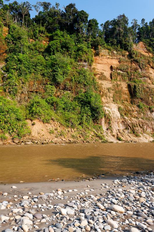 ecuador, anzu, shangrila, rio, rivers, amazon, lodge, ecotourism, andes, jungle, mist, morning