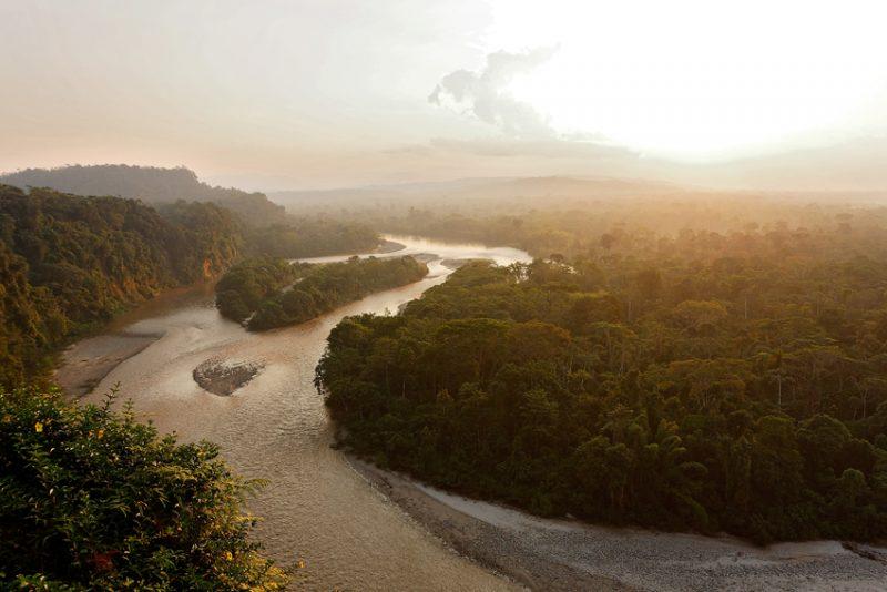 ecuador, anzu, shangrila, rio, rivers, amazon, lodge, ecotourism, andes, jungle, sunrise