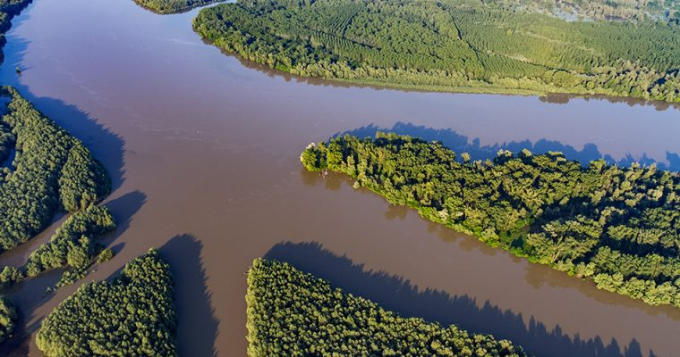 Rivers are much more than just the water between the left and right bank