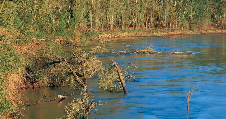 River erosion – creating force in the rivers