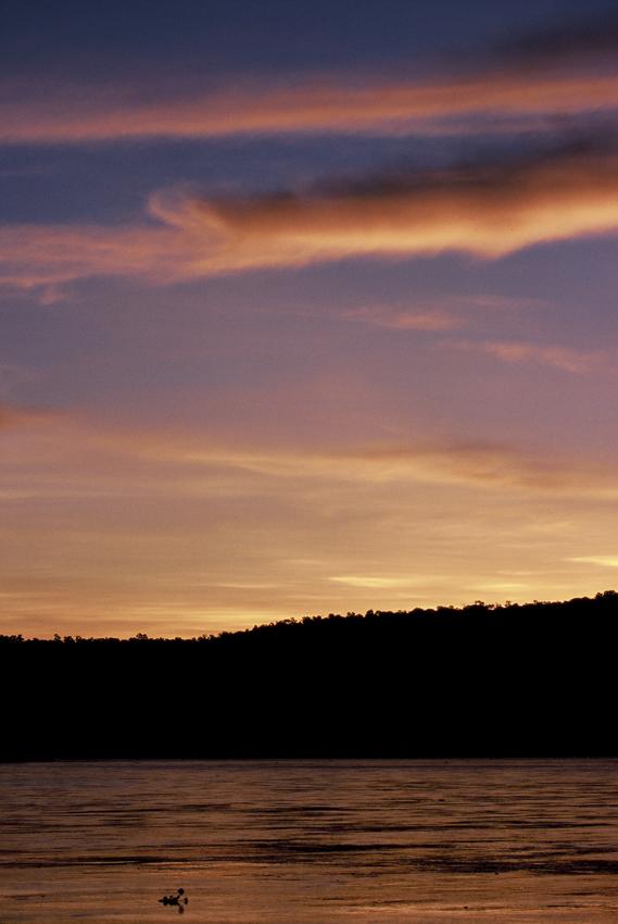The Tsiribina River, oasis,dry, west, Madagascar, river, paddling, sunset
