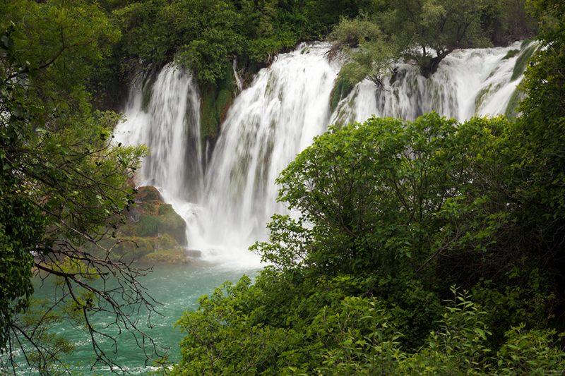 kravica, waterfall,bosnia, herzegovina, tufa, barrier, cascade, river