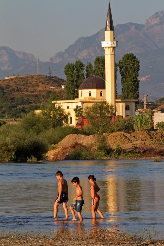 The Drini River