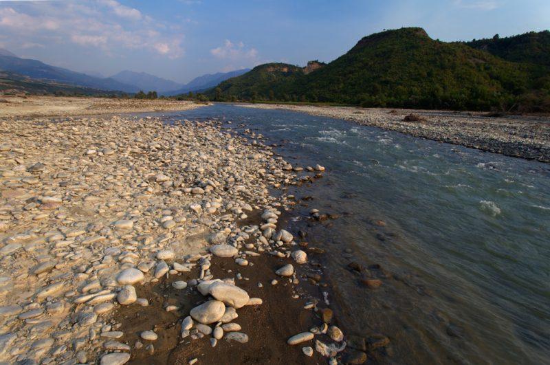 The Devolli River
