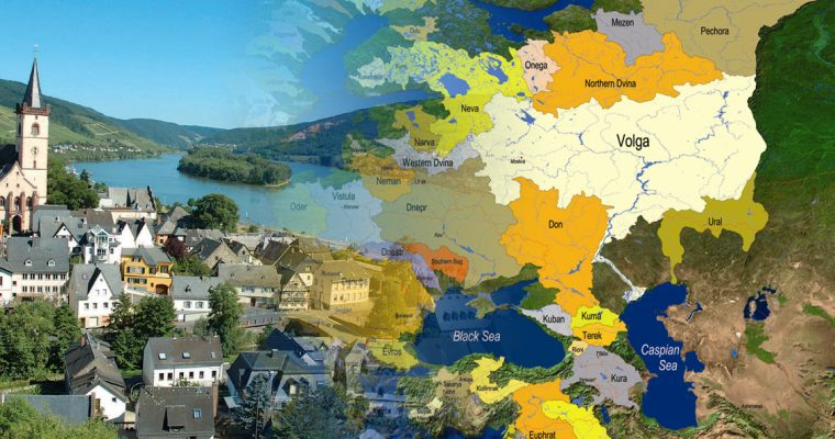 Rivers of Europe – the oases of the old continent