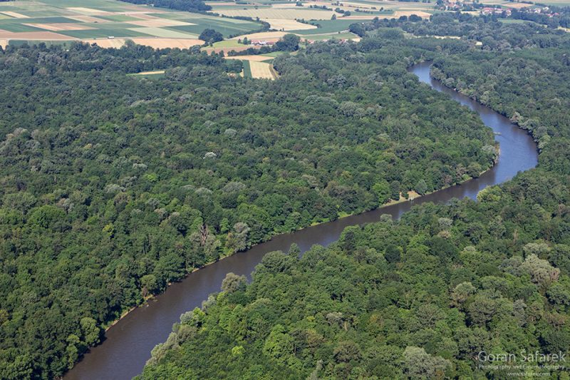 Floodplains – equally important as main river channel