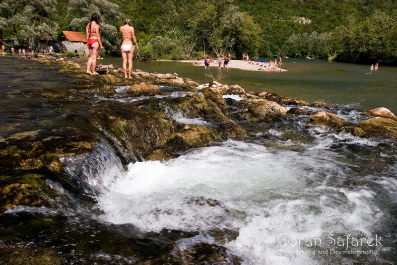The Kupa / Kolpa River